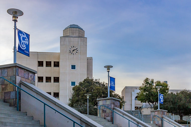 CSUSM campus photo of Academic Hall