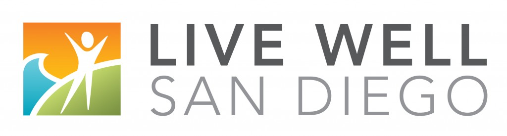 live well logo