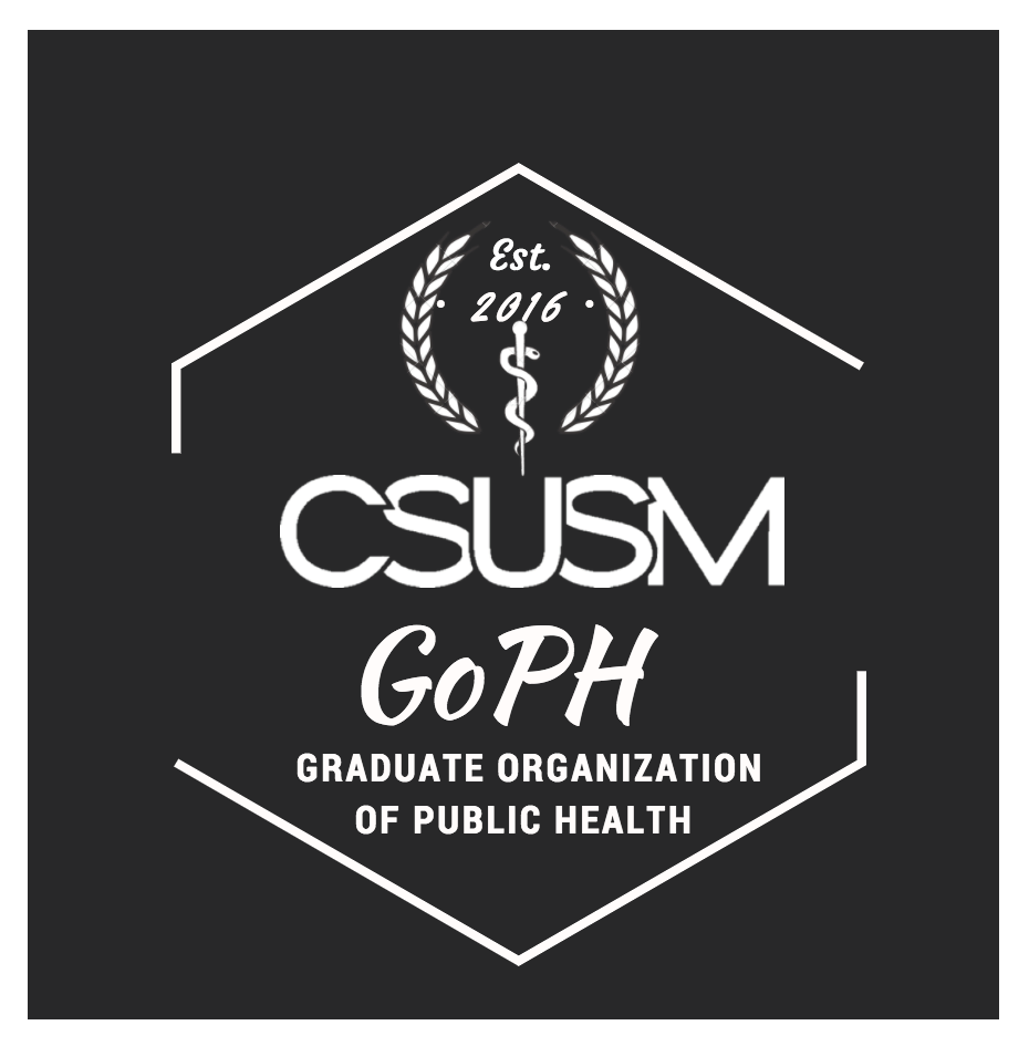 CSUSM Graduate organization of public health