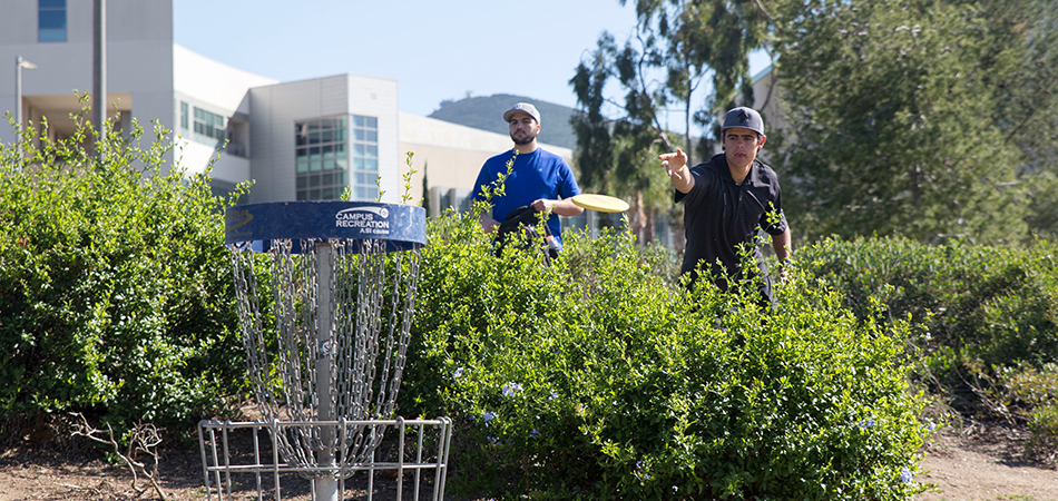 CSUSM Disc Golf Course