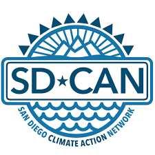San Diego Climate Action logo