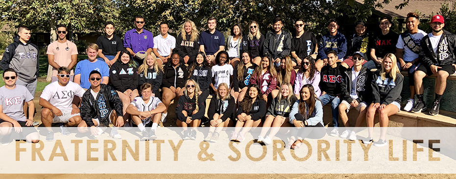 Fraternity & Sorority Life retreat