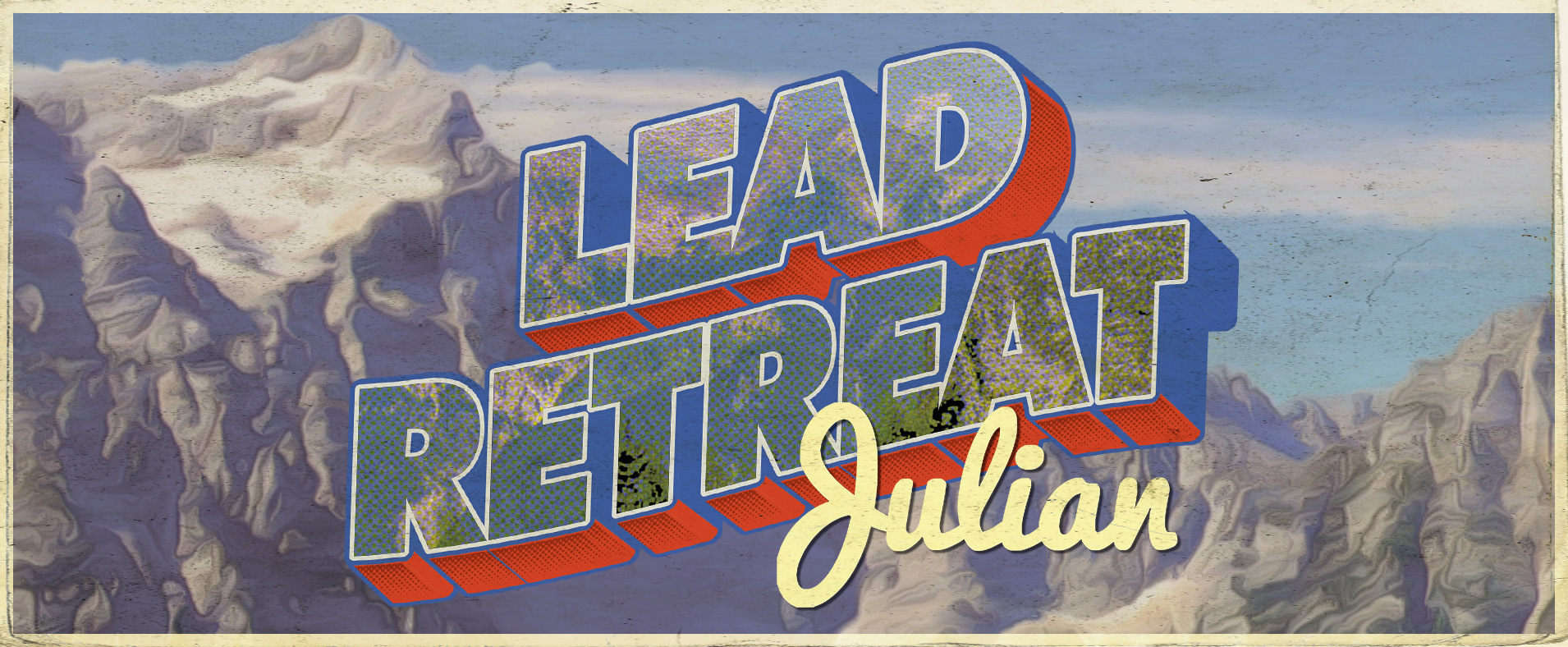 LEAD RETREAT: An annual retreat for 1st & 2nd year students!
