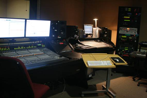 Arts 177 Recording Studio