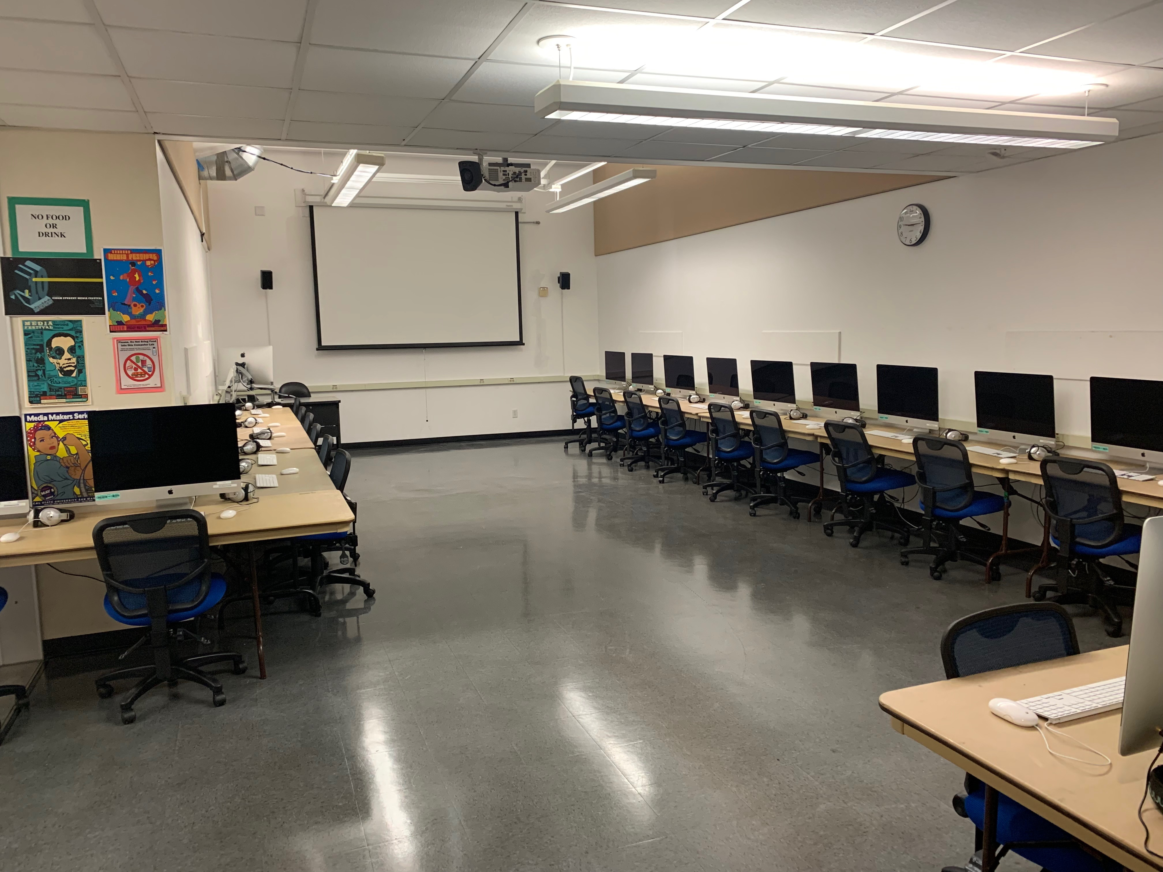 Arts 340 Video Lab