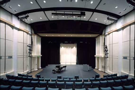 Arts 111 Performance Hall
