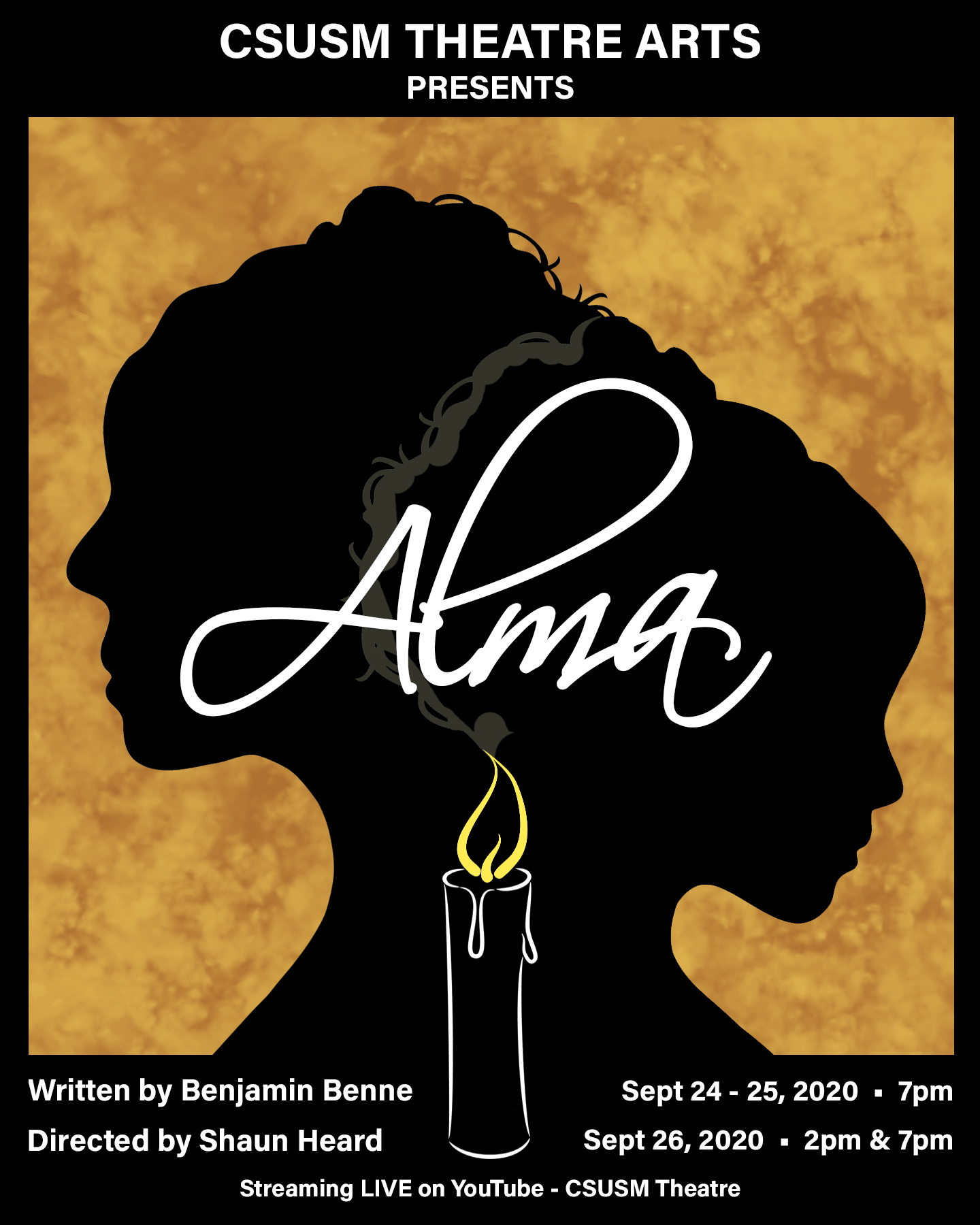 CSUSM Theatre presents Alma