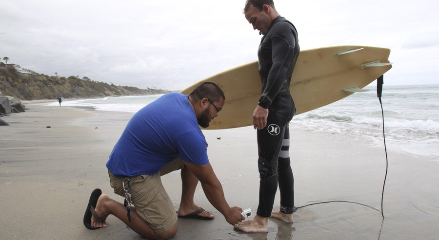 San Diego Union-Tribune: CSUSM researchers making waves