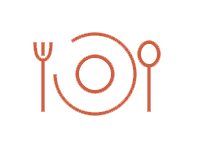 spoon plate and fork logo