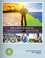 Environmental Leadership Institute flyer
